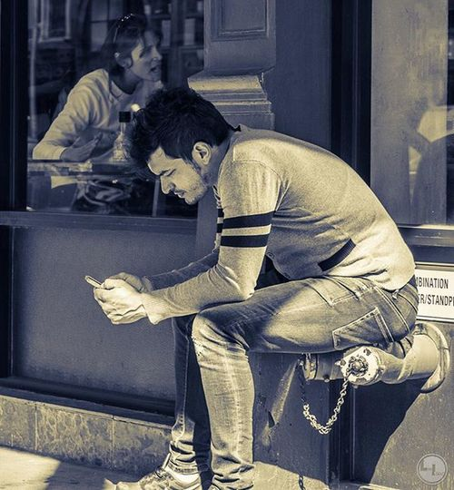 """Who's problem do you think is worse? The guy on phone or woman in restaurant?"" Likeisaac Moodygrams Agameoftones Attacktheshot Way2ill Createcommune Heatercentral Illgrammers Fatalframes Way2ill Reflectiongram Nyc_primeshot Nj Njphotographer Njphotography Newjersey VSCO Vscocam Njshooterz Jerseycollective MG5K Primeshotmag Usaprimeshot Globalprimesplash Nightshooters wwin13nycnj_hyattts theunderdogz urbanxshots amateur_street"