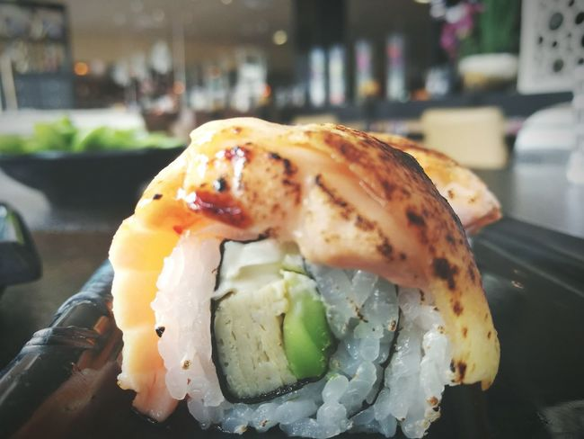 Sushi Sushi Rolls Hanging Out Check This Out Hello World Taking Photos Enjoying Life Food Photography EyeEm Best Shots Eye4photography  Colors Food Foodporn SushiBar Maki Sushiroll