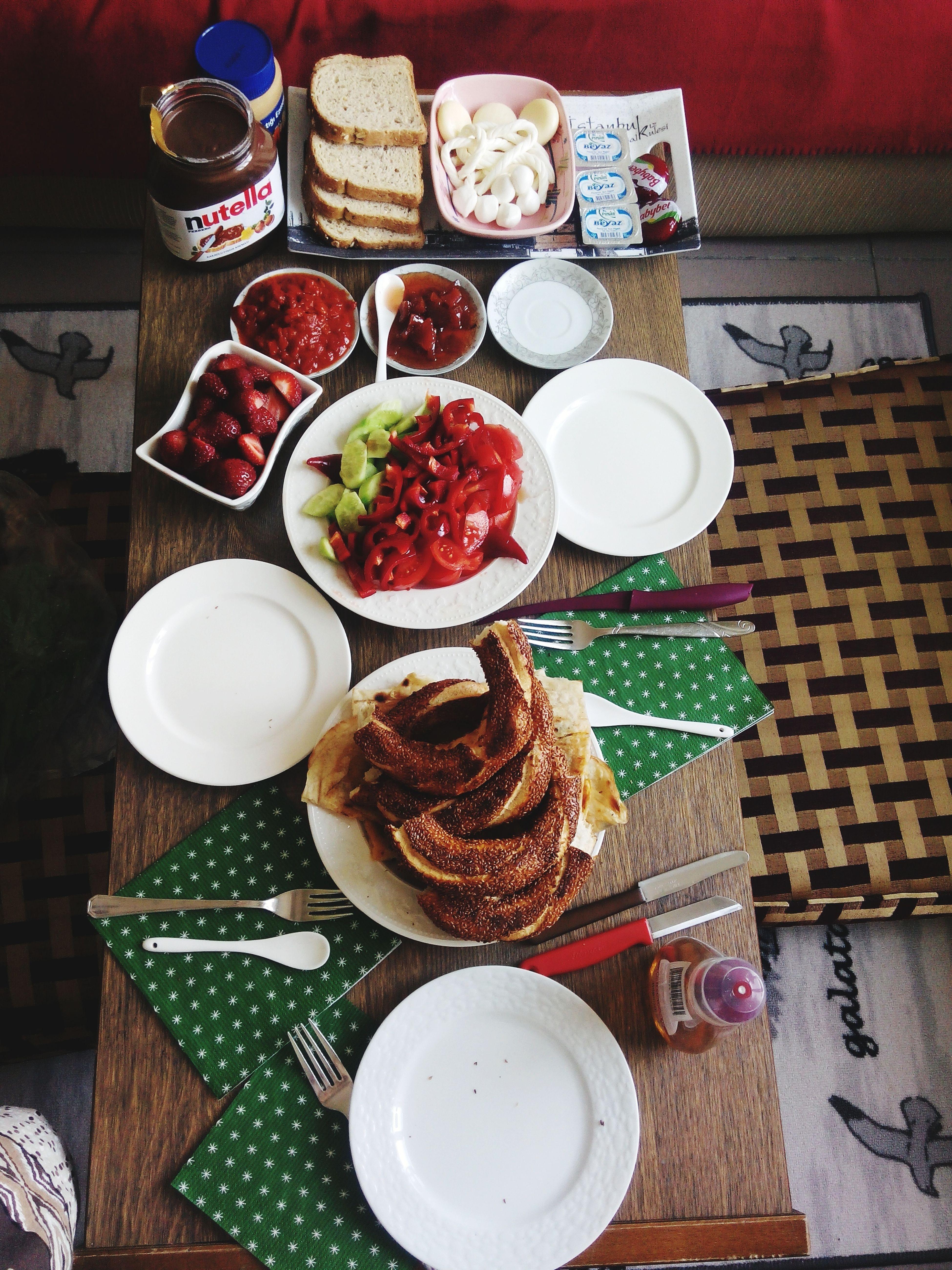 Birpazarkahvaltısıgibi Kahvaltınınmutluluklabirilgisiolmalı