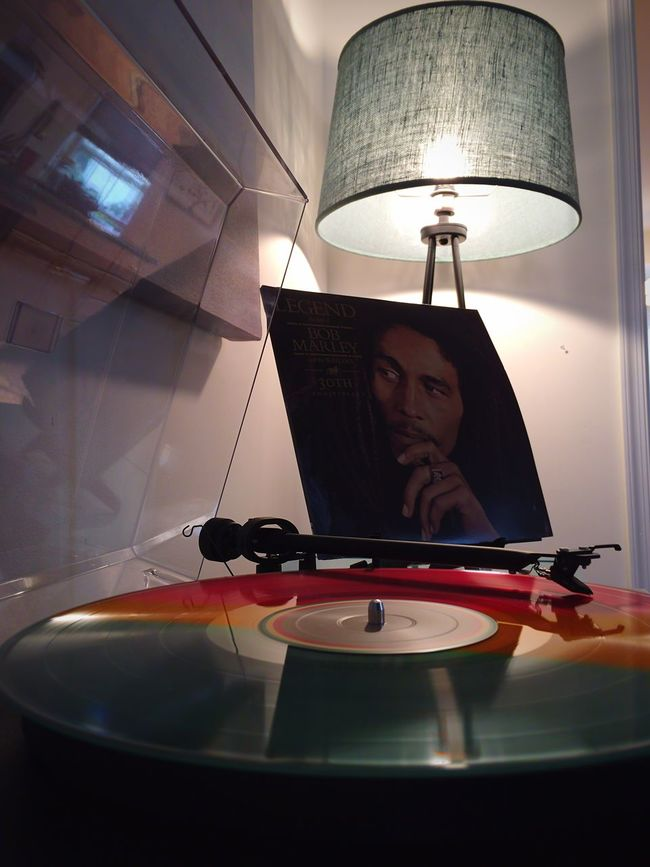 Vinyl Nowspinning Bobmarley Redemption Songs