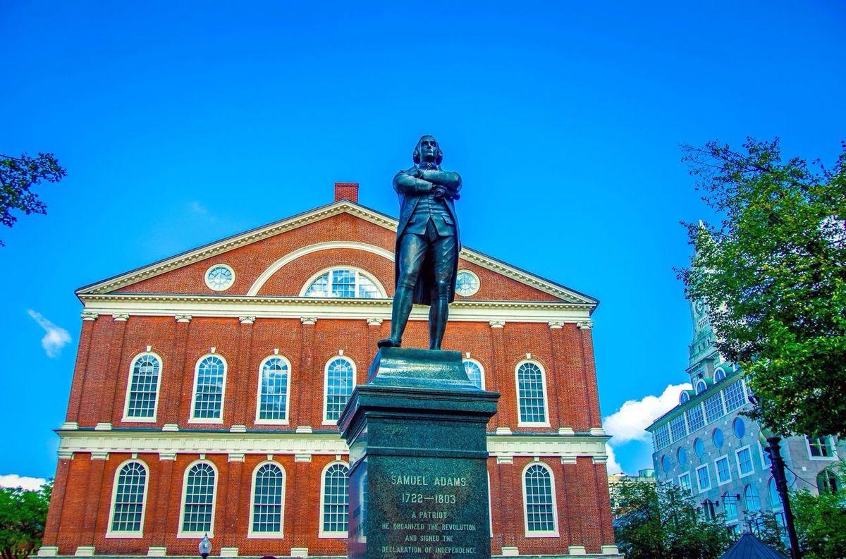 Samuel Adams Boston City EyeEm Best Edits EyeEm Best Shots