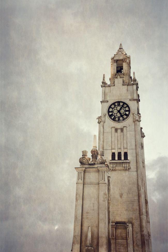 Tour de l'Horloge Montréal