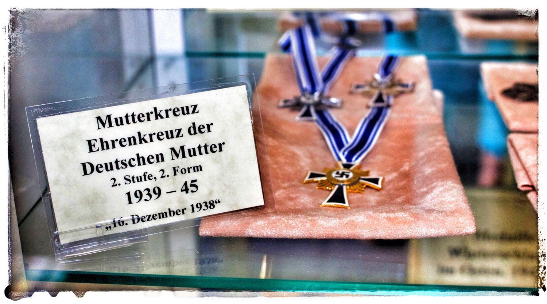 Prora NSU Museum Kreuz der Mutter DDR Rügen Geschichte Weltkrieg NAZI