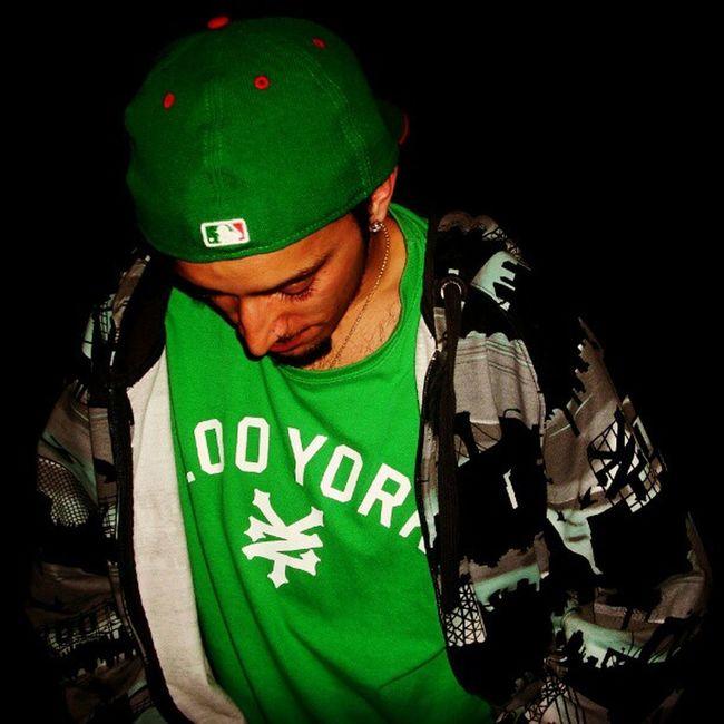 Green Style Thadogg CL Capolinaro SantaMarinella Zooyork NewEra Wenathadogg Wena Mf Mafiafamily Greenstyle Green Verde