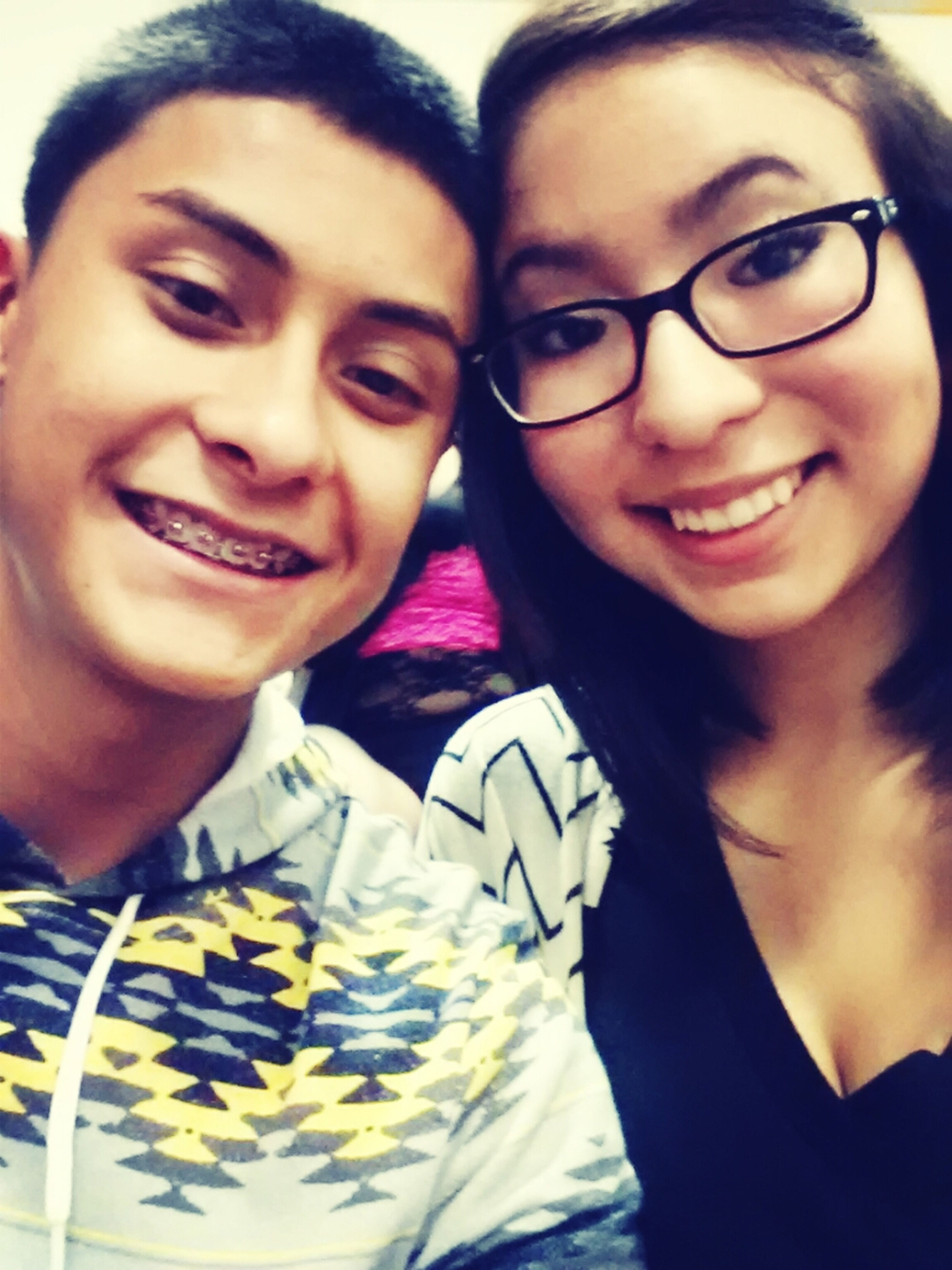 Yesterday With This Amazing Boy ♡