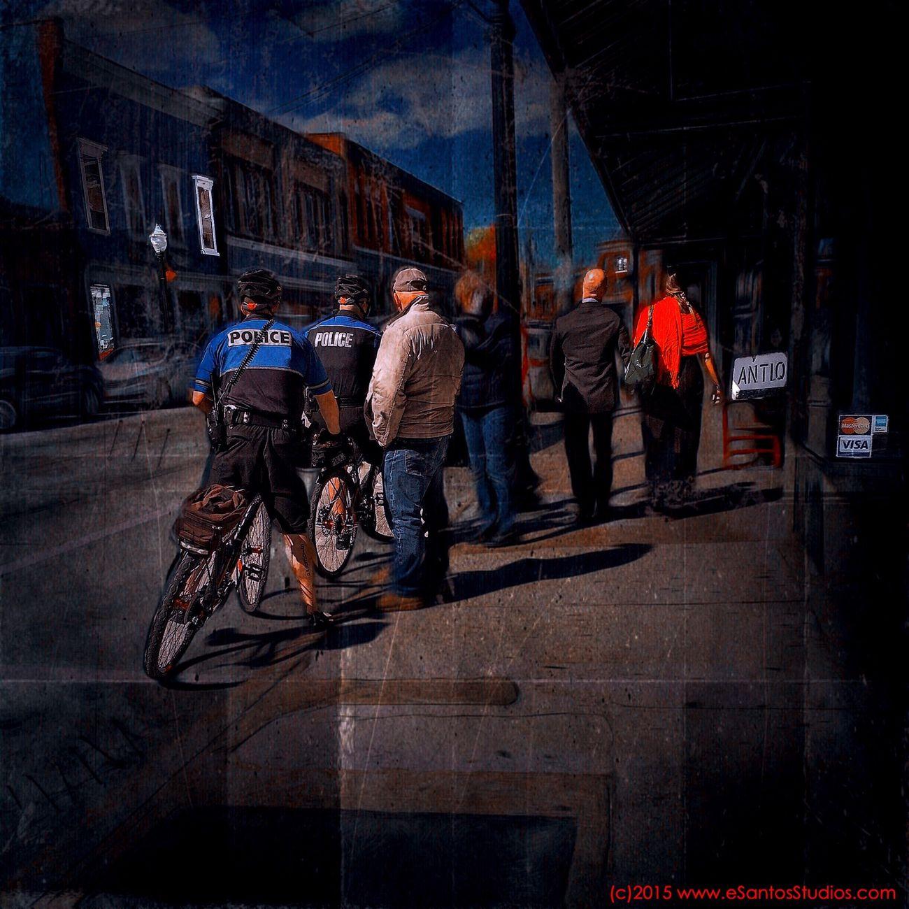 eSantosStudios 🙏 Police Taking Photos Photo Photography Photooftheday IPhoneography IPhone Iphoneonly Iphonesia IPhone5