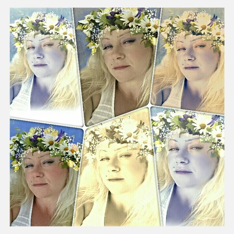 Midsummer Flowers In My Hair Different Points Of View Edits