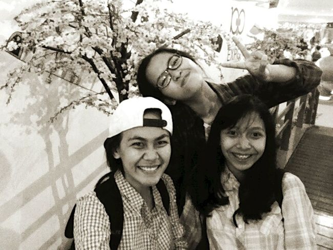 3 idiots :D Friendship Love Doraemon100expo