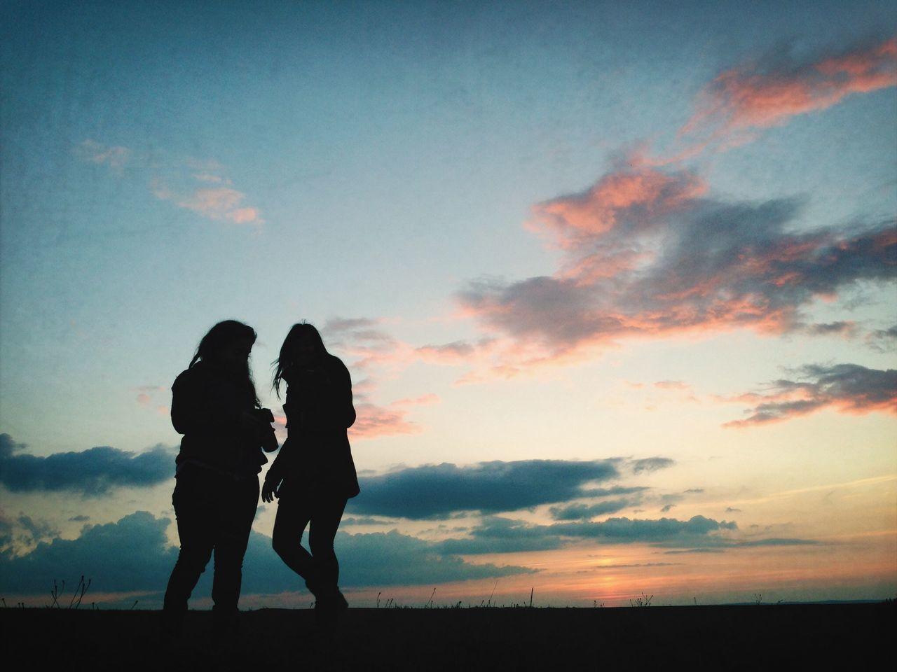 NEM Memories NEM GoodKarma The EyeEm Facebook Cover Challenge Sunset Silhouettes