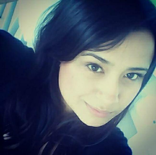 Selfie ♥ Ojitos<3 Happy Noche