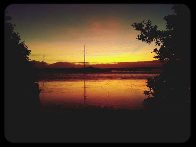 sunrise in paradise First Eyeem Photo