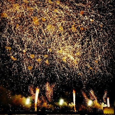Szczecin Pyromagic Show Fireworks