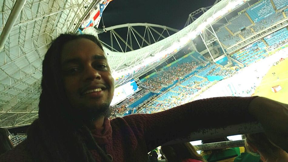 Olimpic Games  2016 Brasil Hanging Out That's Me