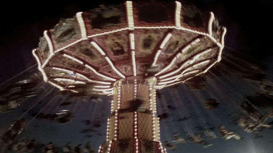 Beautiful stock photos of swinger, Arts Culture And Entertainment, Blurred Motion, Built Structure, Carousel