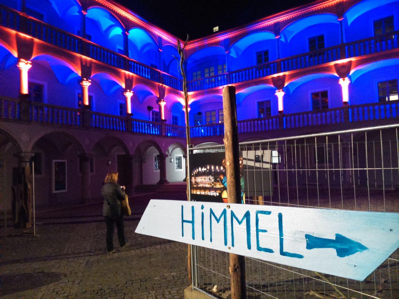 Regensburg Himmel Thom-Dritter-Palais