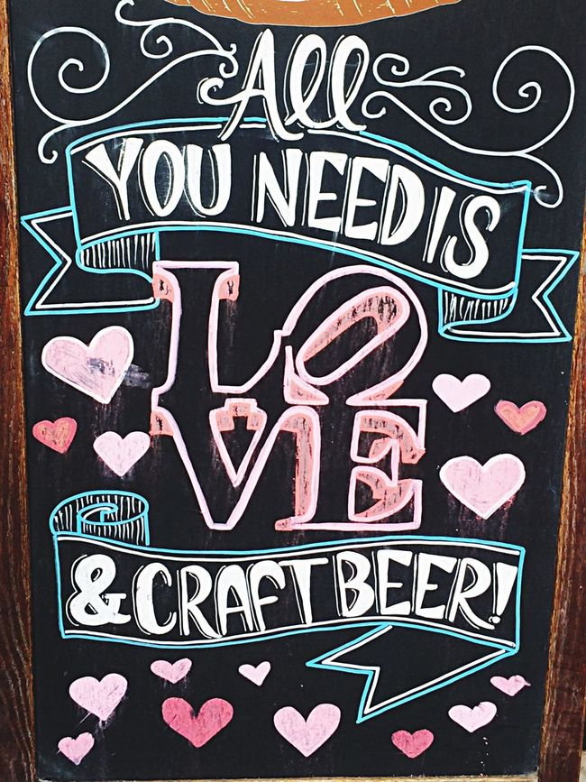 All I Need Is Love ....and Beer