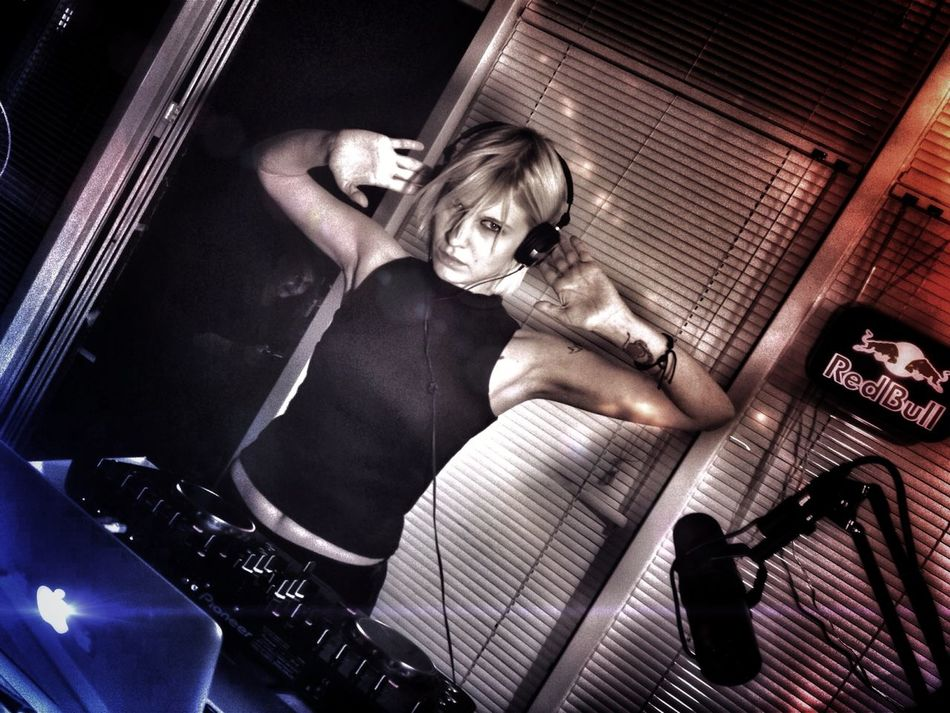 DFM FreeSoundLive Voronezh Techno Dj TORIYA @ FREESOUND LIVE, 28-NOV-2014
