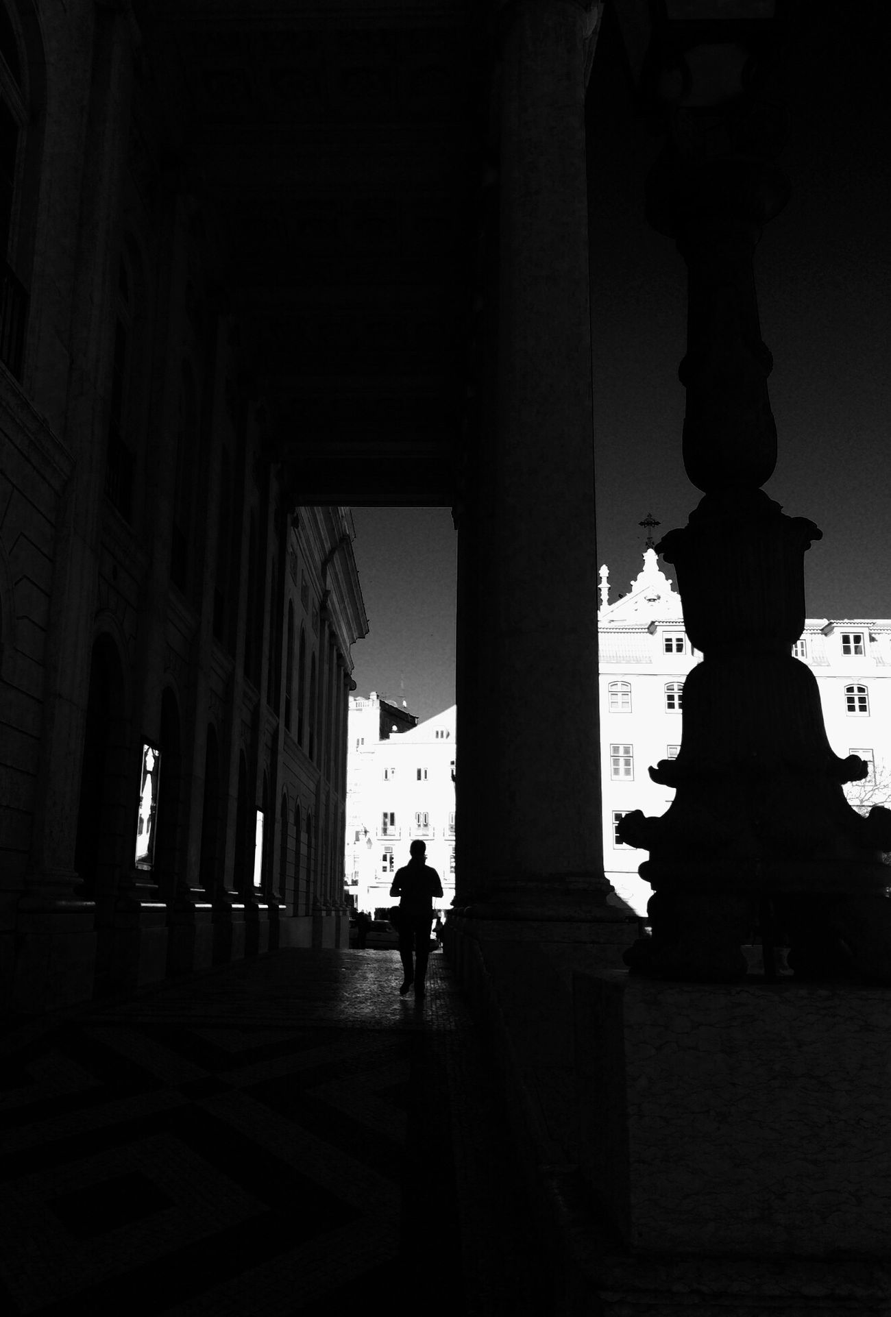 Black & White in Lisbon