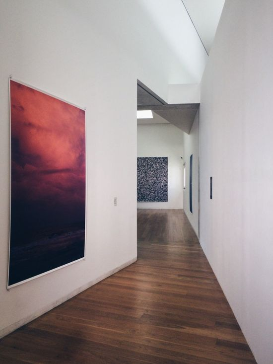 Art Is Everywhere Indoors  Corridor Architecture Built Structure No People Home Interior Day EyeEmNewHere Photography Wolfgang Tillmans