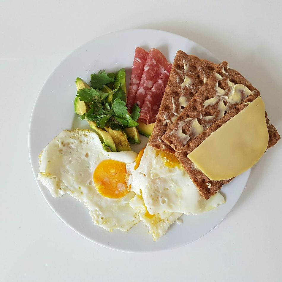 Buongiorno! What is perfection? For me this is perfection this morning😋 Plate Food And Drink Food Healthy Eating Ready-to-eat Breakfast Colazione Homemade Delizioso Ontbijt Cucinadidennis Nofilter