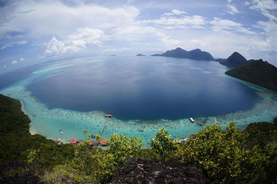 Beautiful stock photos of fisch, Beauty In Nature, Blue, Cloud - Sky, Coastline