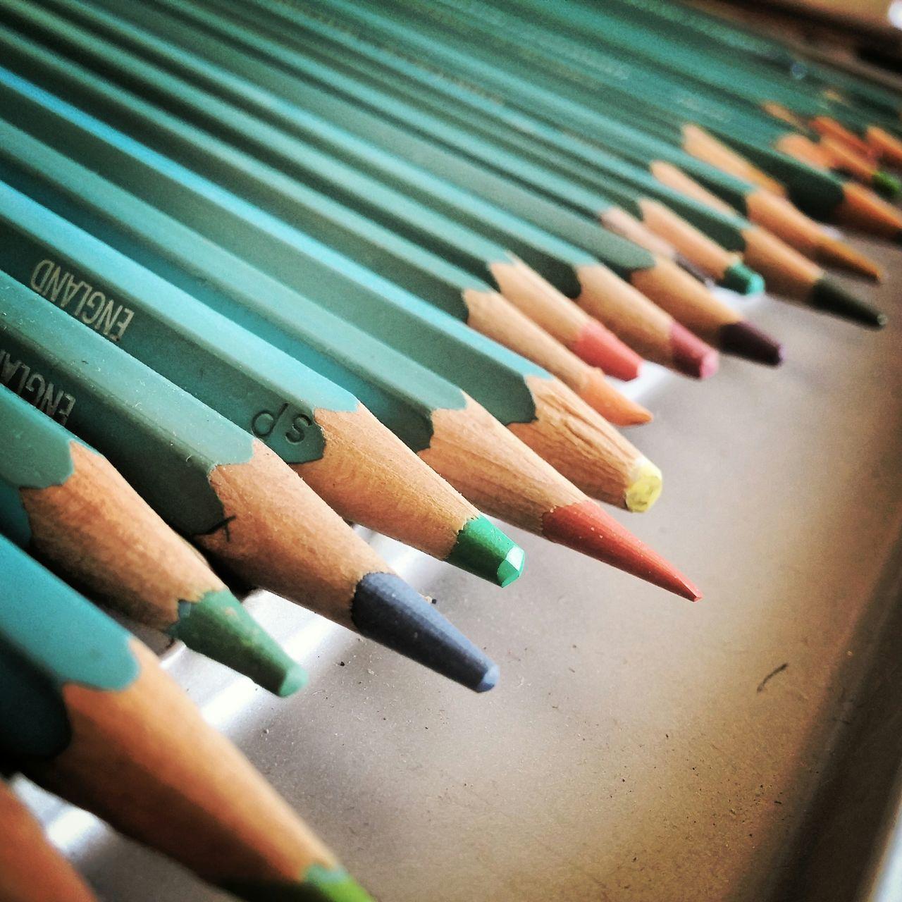 Beautiful stock photos of pencil, Arranged, Arrangement, Colored Pencil, Day
