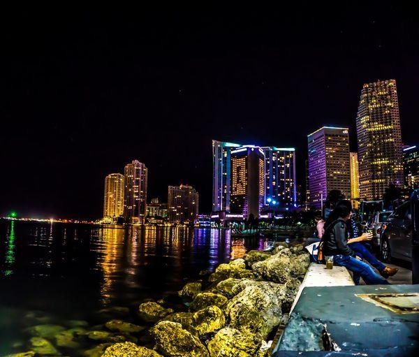 Taking Photos At bayside Miami Longexposure Long Exposure Shot First Eyeem Photo Showcase March