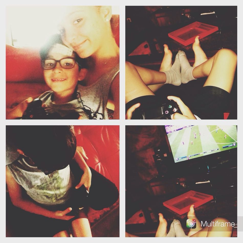Play4 Enjoying Life Fifa15 Playtime