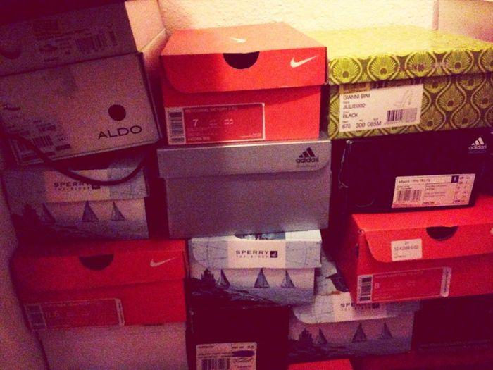 Gotta Love My Shoes