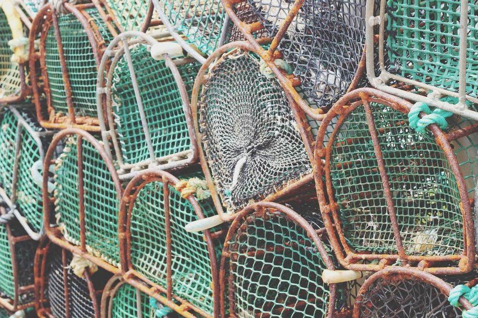 Beautiful stock photos of industrial, Abundance, Arrangement, Close-Up, Commercial Fishing Net