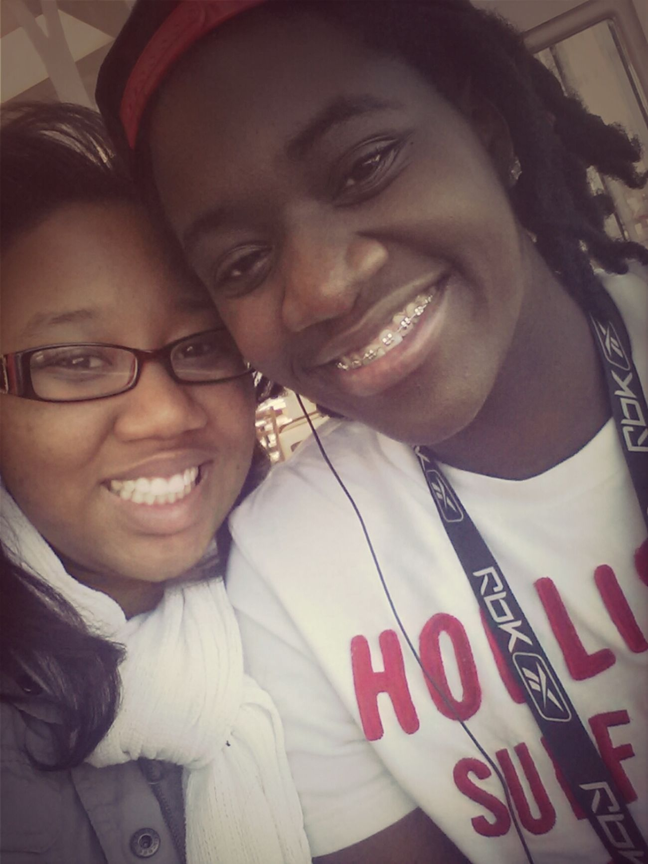 US on Valentine's Day ♥