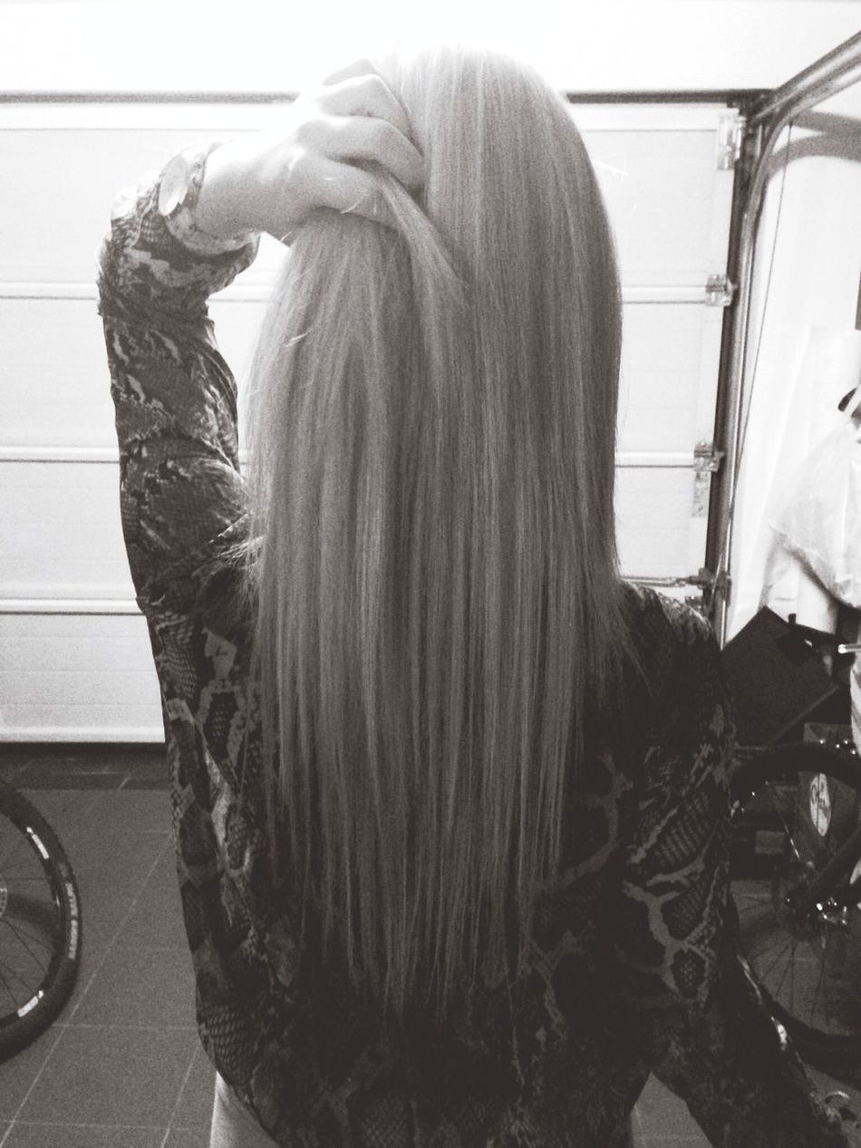 Love my hair ! Just A Girly Thing