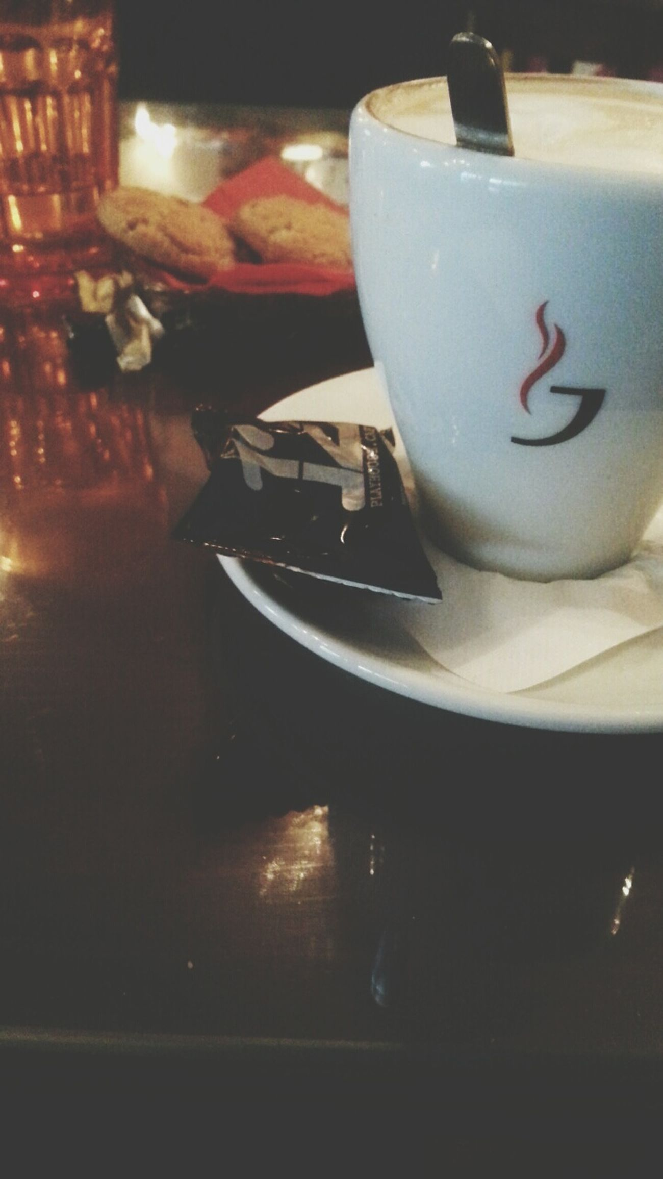 Hotcoffee Cappucino