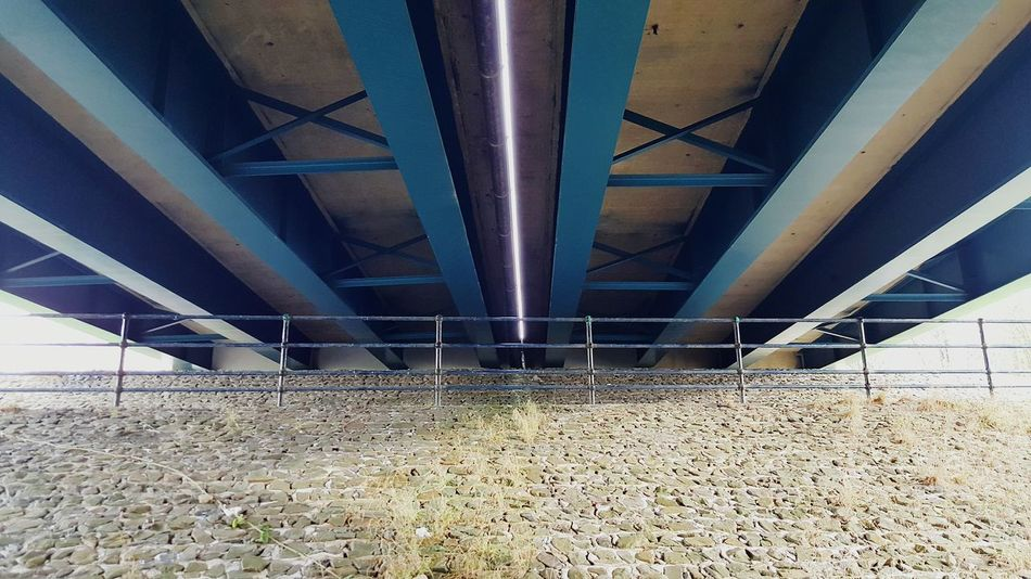 Under The Bridge Lines Leading Lines Abstract Interesting Light Shape Oddbeauty Creativity Taking Photos Better Look Twice Seeing Things Messing Around Birchgrove Bridge