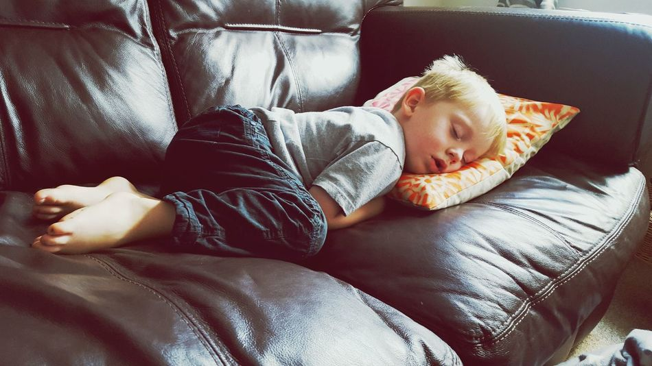 Sleepy Bear Sleeping Cute My Boy