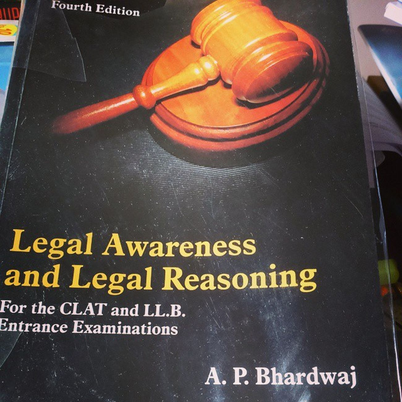 Legalreasoning Clatpreparation Tough :-P