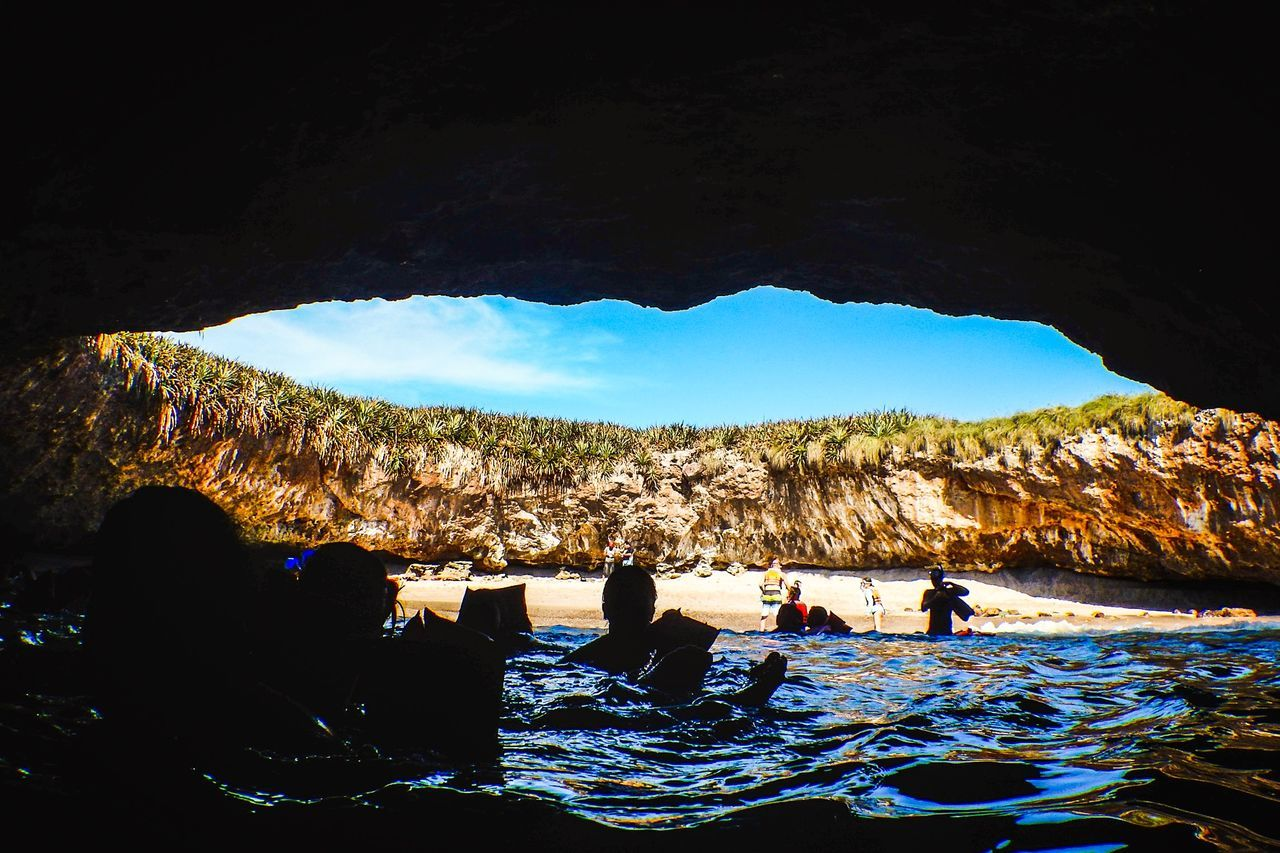 Playa escondida. A virgin paradise. Playa Escondida Islas Marietas Mi Mexico Loved This Place RePicture Travel The Adventure Handbook On The Way