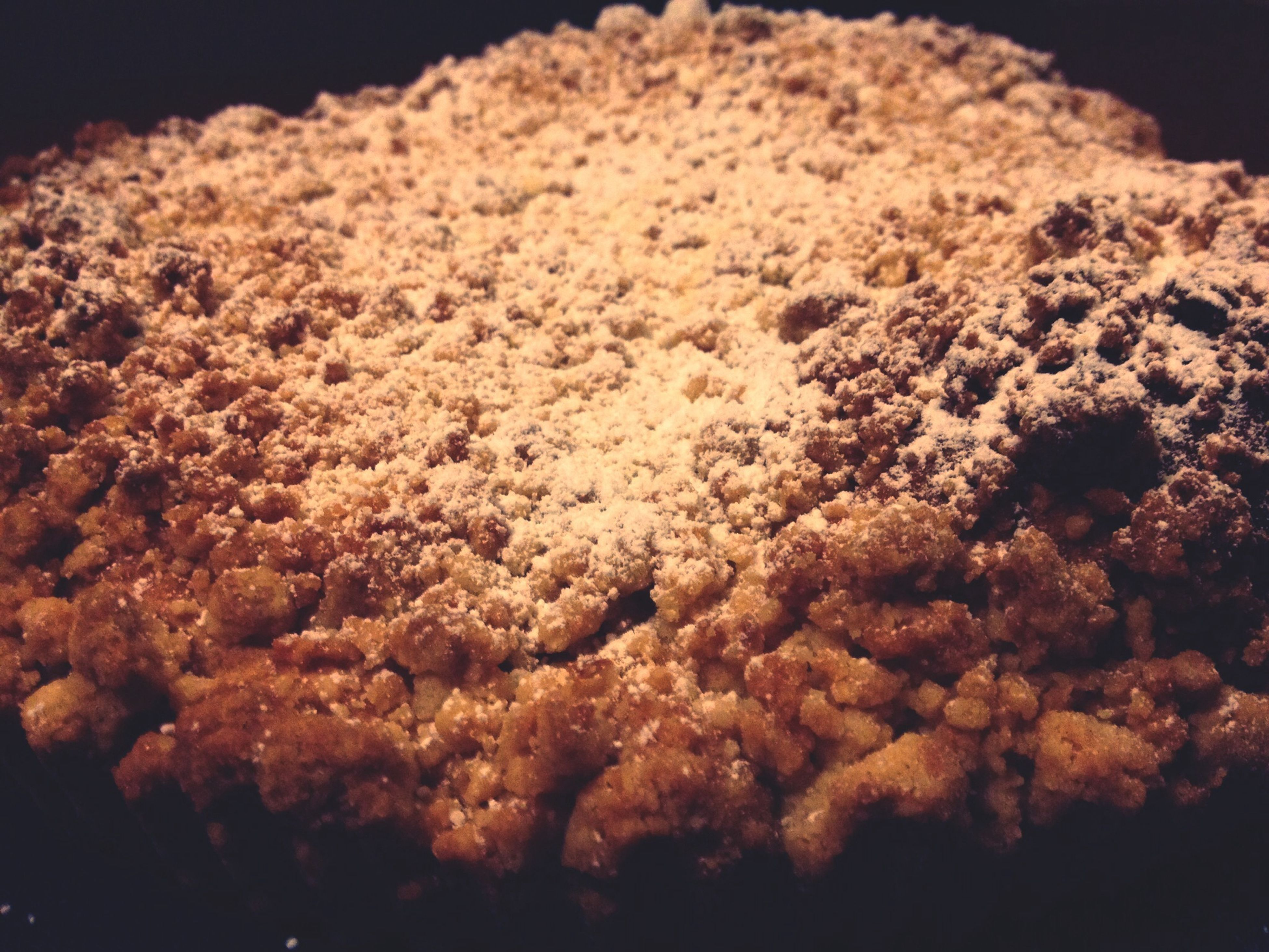 Streussel Myfavourite Cake Food