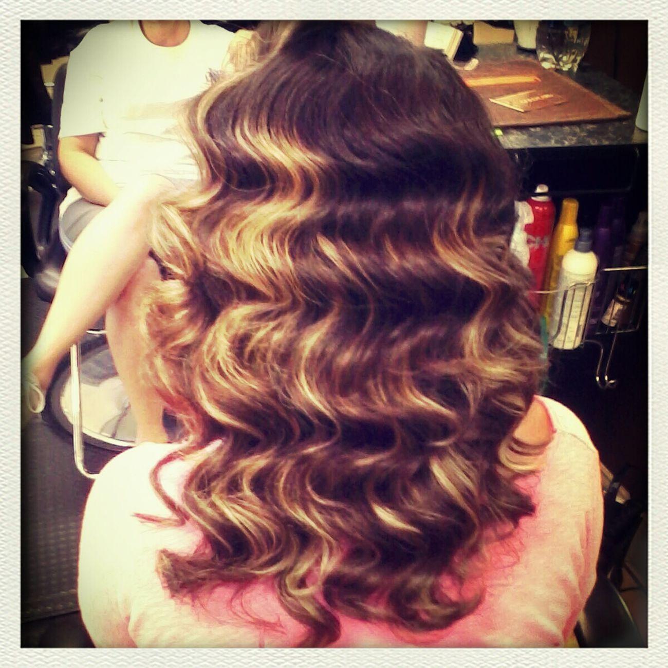 Hairstyle Fingerwaves Vintage Hair Idohair