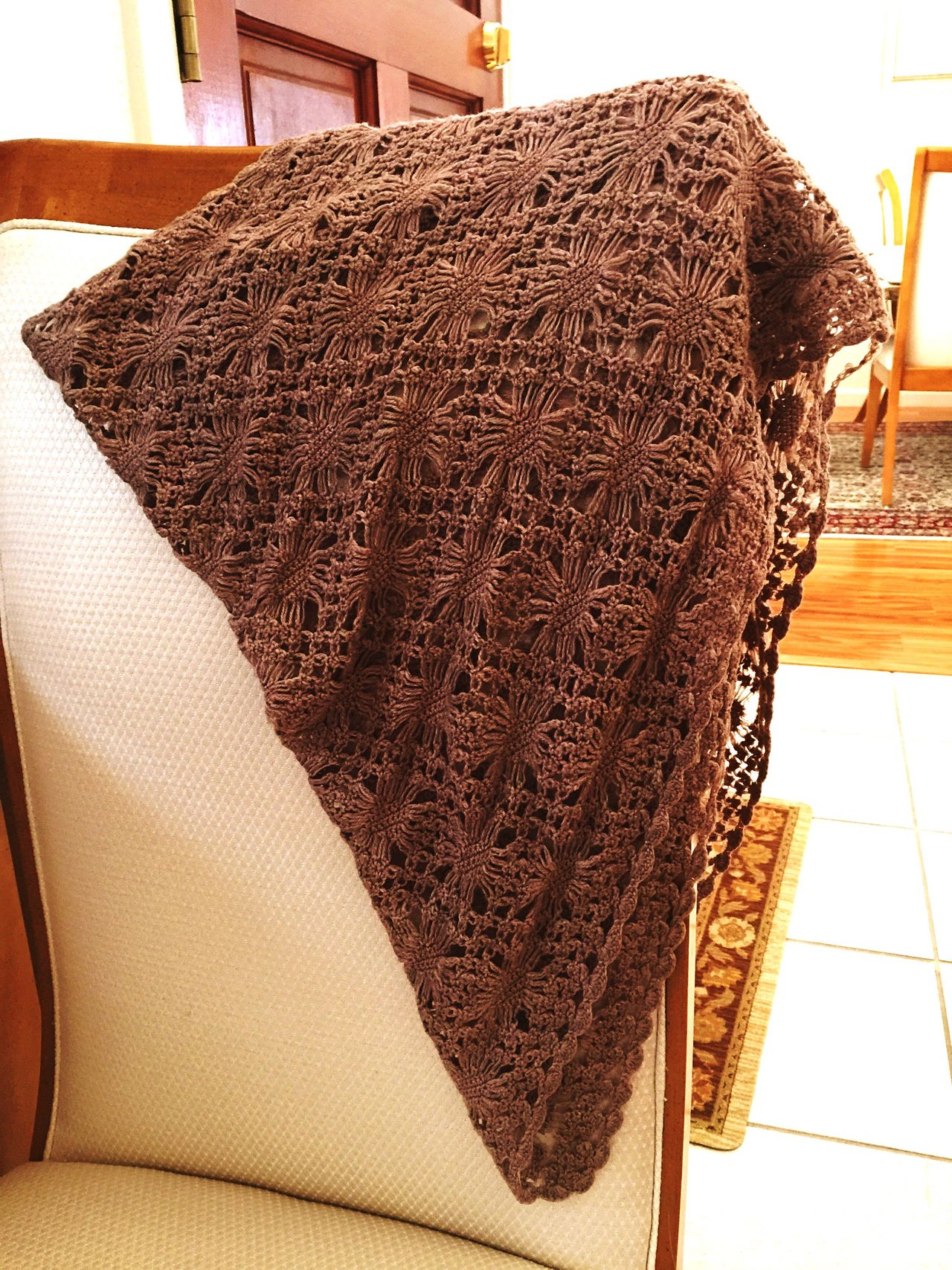 Lieblingsteil Mom Shawl Memories Knitted