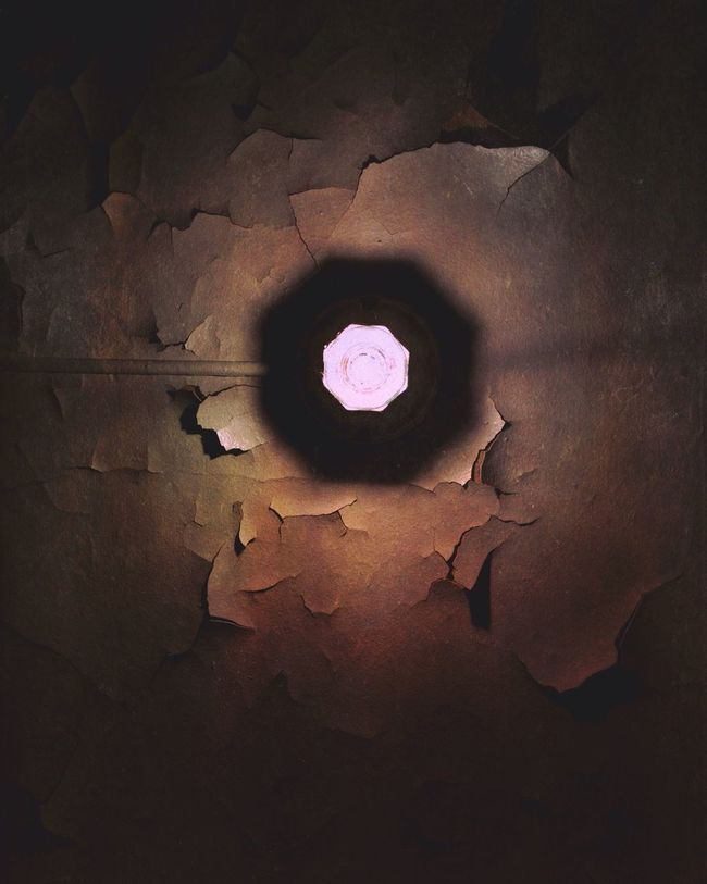 Light And Shadow Decay Mextures Ceiling
