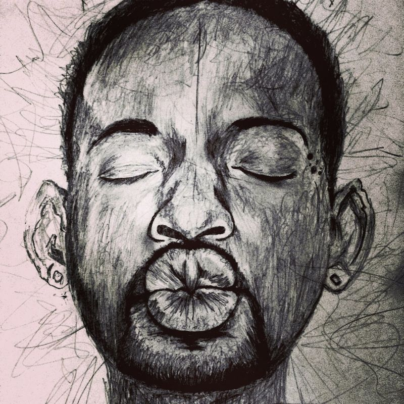 Sketch Will Smith Favourite