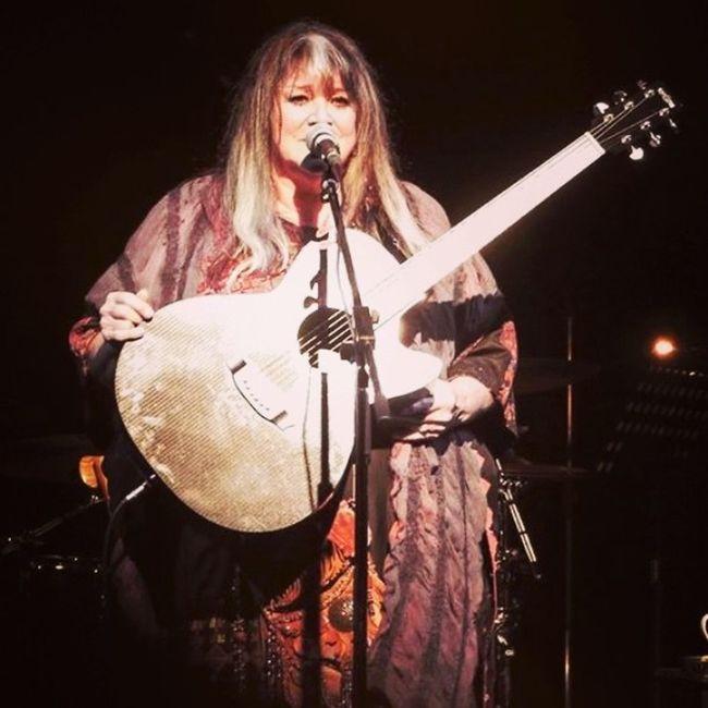 Melanie Starcourttheatre Lismore Woodstock love music peopleinthefrontrow
