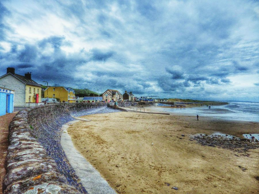 Wales Photography Taking Photos Check This Out Seascape Beach Coast Outdoors Nature Sea And Sky