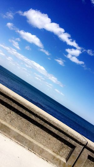 Narragansett, Rhode Island Sea Wall Rhode Island Oceanlife Small Town Blue Relaxing Beach Life Enjoying Life Check This Out