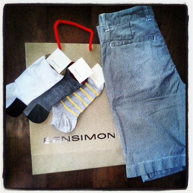 Bensimon Bermudas Socks New clothes shop shopping @bensimonargentina