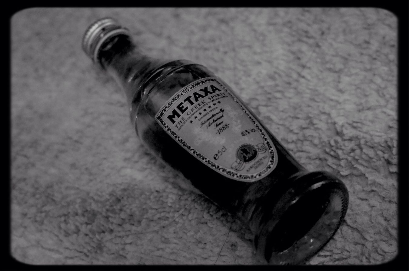 Nikon Metaxa Alcohol