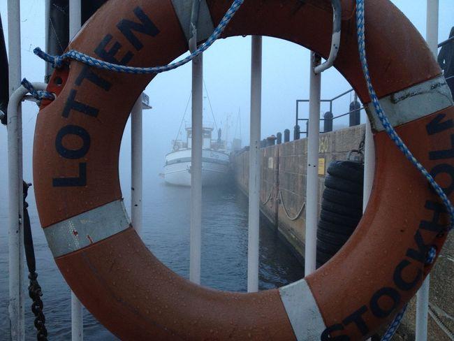 Fog Autumn Is Here...Fall Mood! Stockholm Södermalm Boats EyeEm Best Shots