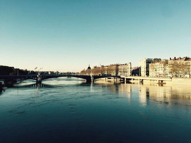 Lyon France Foch Paysage Dream Summer