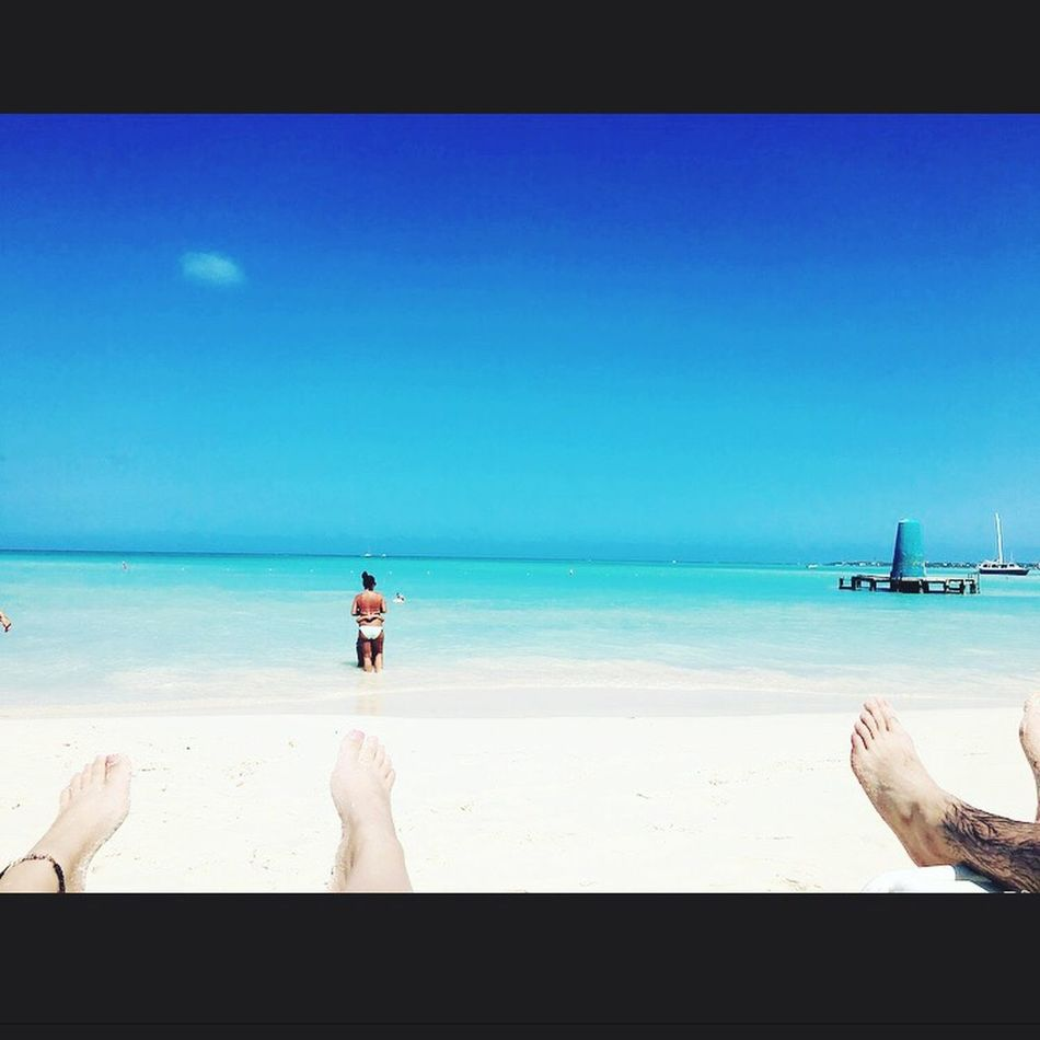 Baecation Please Take Me Back Aruba One Happy Island Beach Beachphotography Sunny Day Warm Weather Clear Sky Love This  Dreamland I'll Be Back Two Is Better Than One